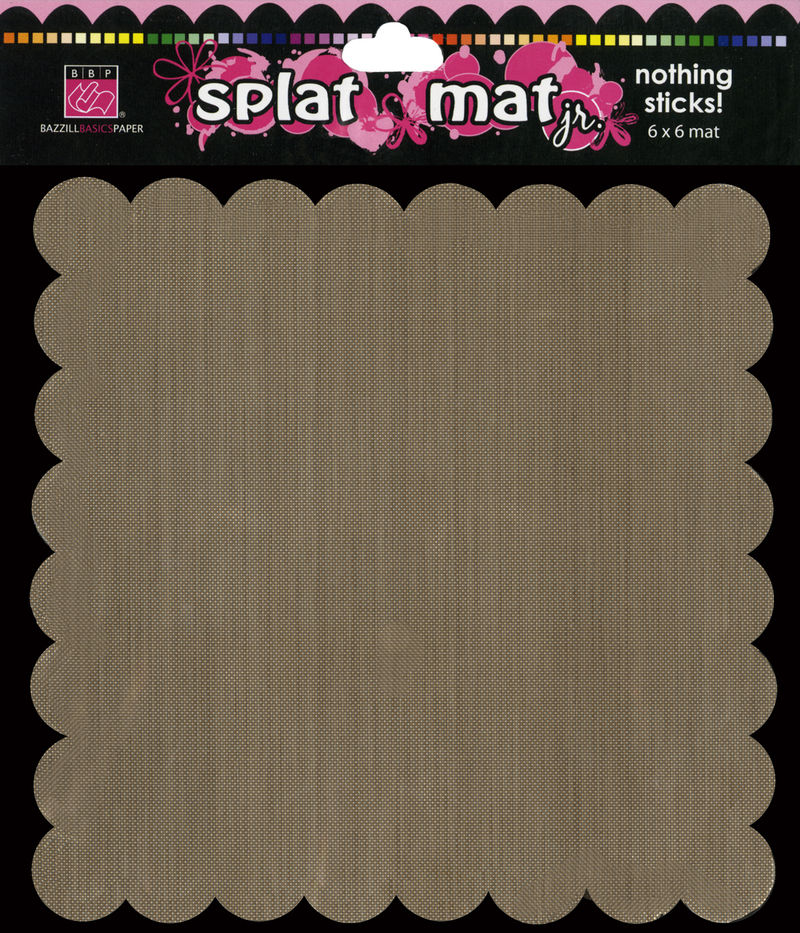 Splat mat jr